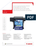 Midshire Business Systems - Canon iPF6400S - Image Prograph Brochure