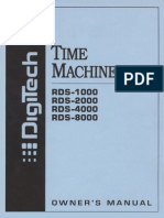 Digitech RDS8000 (Time Machine)
