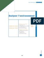 Analyser Environnement