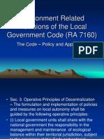 ENVI Provisions LGC (Revised)