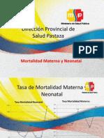 Muertes Neonatal a Noviembre