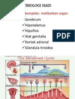 2. Fisiologi Haid