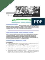 Boletín ETIS - Diciembre 2006 - Número 05