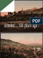 Istanbul 100 Years Ego
