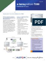 E-terragridcom T390 Brochure GB