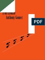 Anthony Gomez Portfolio