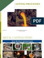 1-Casting Processes -Me206 -t111