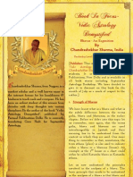 34-Book in Focus - Vedic Astrology Demystified