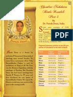 42-Chandrat Nakshatra Bindu Horoscope - 3