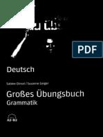 Groses Ubungsbuch Grammatik Sabine Disel