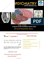 Neuropsychiatry Tentir Minggu i