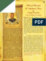 54-Role of Dasamsa & Vimshottari Dasa