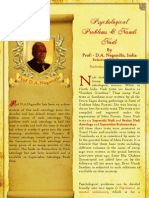 55-Psychological Problems & Nandi Nadi