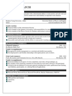 cindy hatch resume 2013 school online