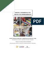diseño y desarrollo de proyectos emprsariales