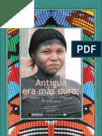 hablan las mujeres indigeneas