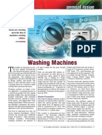 Washing Machines Annual Issue