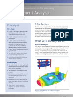 How to Design r.c. Flat Slabs Using Finite Element Analysis