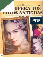 Photoshop - Recupera Tus Fotos Antiguas