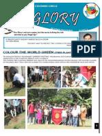 Newsletter -  Glory3 -  2013