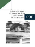 Consulta+para+la+Reforma+de+Ley+General+de+Educación-Cuadernillo_faseconsultiva_junio12