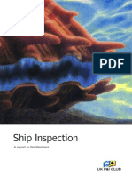 Ship Inspection Report