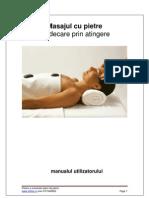 Beneficiile Masajului Cu Pietre Calde