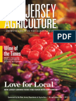 New Jersey Agriculture 2014