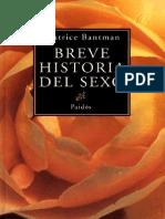 Bantman Beatrice - Breve Historia Del Sexo