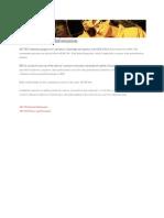 API 580 Program Information