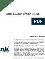 CERTIFICACIÓN BÁSICA D-LINK