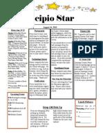 Scipio Star 8162013