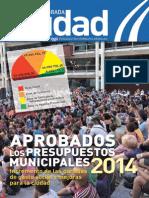 Revista Fuenlabrada Ciudad -  Diciembre 2013