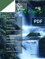 Newsletter Mars 2013