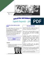 Boletin ETIS - Julio 2007 - Número 08