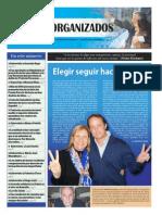MENSUARIO UNIDOS Y ORGANIZADOS Nº 9