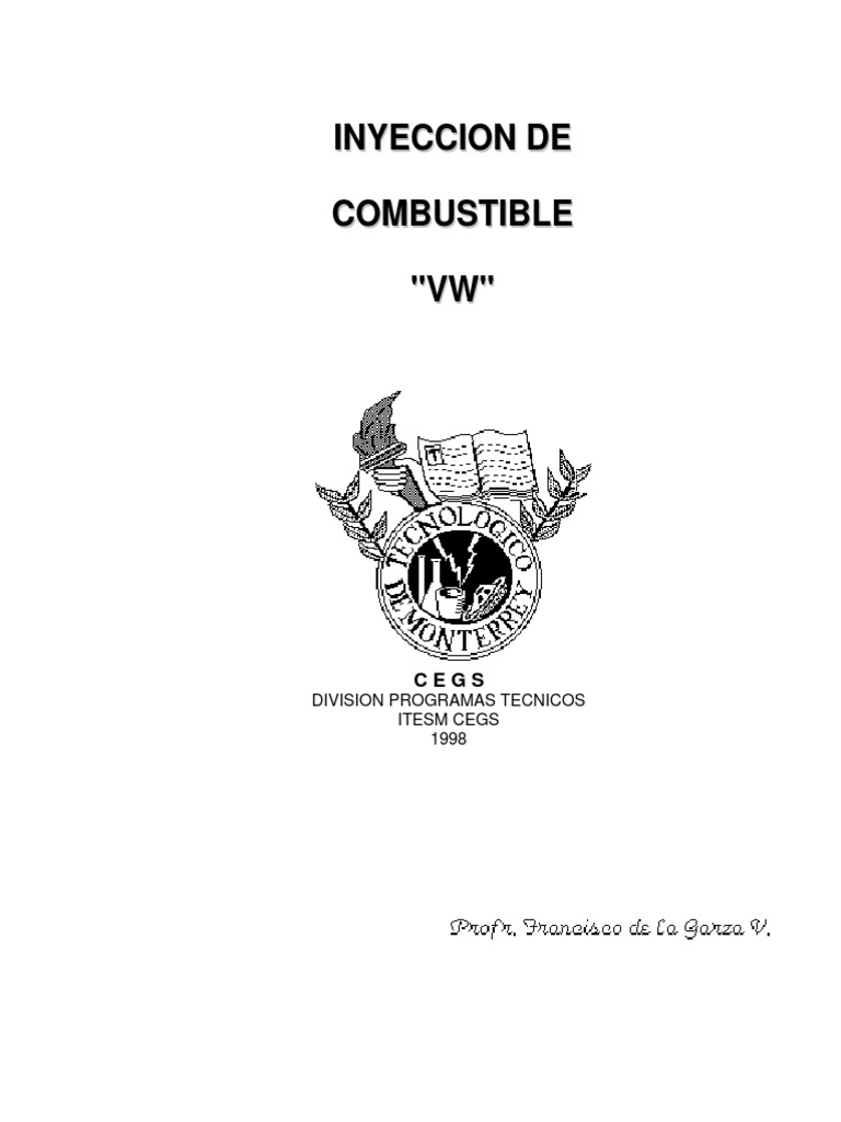 102662523 Inyeccion Digifant Manual Vw PDF