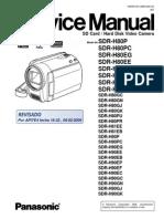 Camara Panasonic Sdr-80