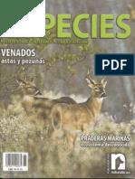 Especies 2013