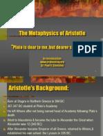 Aristotle s Metaphysics