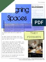designingspaces december