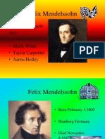 Felix Mendelssohn[1].ppt