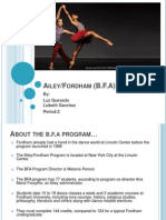 ailey powerpoint