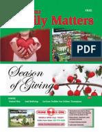 Family Matters Dec 2013