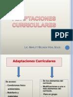 ADAPTACIONES CURRICULARES Inicial (1)
