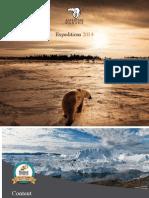 Adventure Canada Expeditions 2014