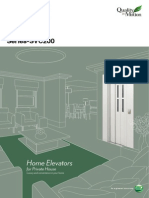 Brochure Home Elevator SVC Me 0919