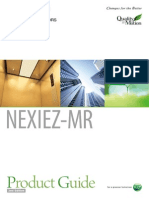 Product Guide Brochure MEXIEZ MR