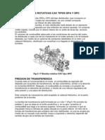 Bombas Rotativas Cav Tipos Dpa y Dpc