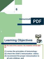 IMCI Immunization